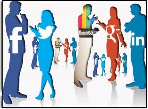 keep social media real