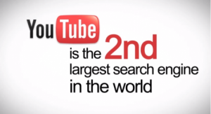 YouTube is the 2nd largest Search Engine