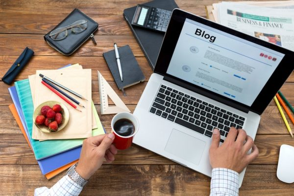 A blog is necessary
